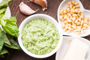 Parsley pesto with primo sale recipe